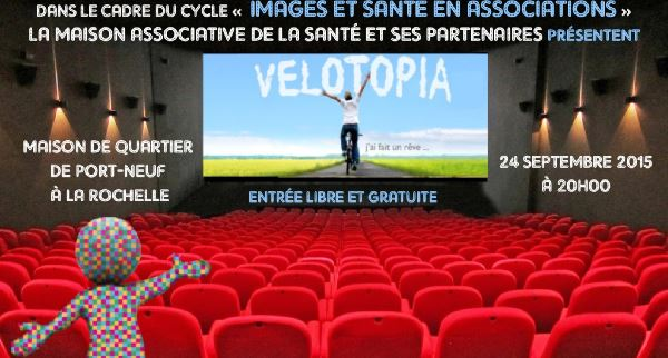 Projection-débat du film «Vélotopia»